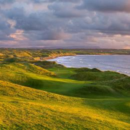 Ballybunion 11th hole